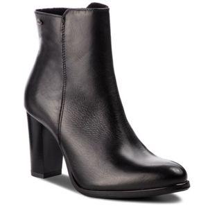 Kotníkové boty Lasocki 4367-03 Přírodní kůže (useň) - Lícová