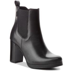 Kotníkové boty Lasocki SEWERA-04 Přírodní kůže - lícová