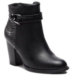 Kotníkové boty Jenny Fairy LS4133-16 Ekologická kůže