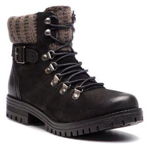 Šněrovací obuv Lasocki WI07-A721-A588-03 Přírodní kůže (useň) - Semiš