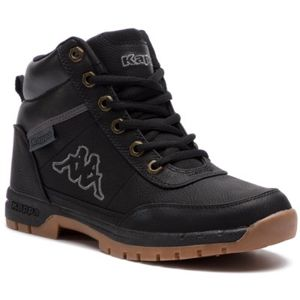 Šněrovací obuv KAPPA Bright Mid T 260239T Textilní,Ekologická kůže
