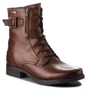 Šněrovací obuv Lasocki WI16-ALBA-02BIG Přírodní kůže (useň) - Lícová