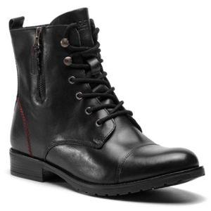 Šněrovací obuv Lasocki WI16-CORA-05BIG Přírodní kůže - lícová