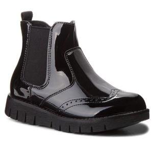Kotníkové boty Nelli Blu CS1578-1(III)DZ Ekologická kůže