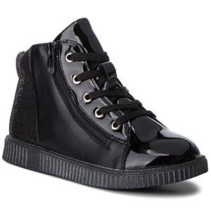 Šněrovací obuv Nelli Blu CS2689-03 Velice kvalitní materiál,Ekologická kůže