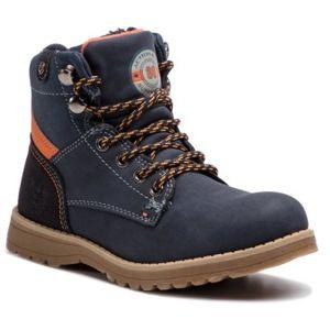 Šněrovací obuv Action Boy CP40-8026J Textilní,Ekologická kůže