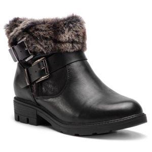 Kotníkové boty Jenny Fairy SWS16375-6 Ekologická kůže /-Ekologická kůže