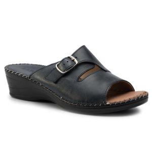 Pantofle Lasocki ARC-ARCO-02 Přírodní kůže - lícová
