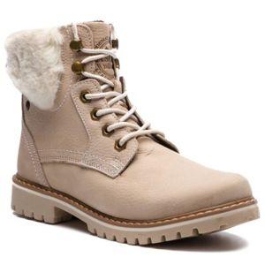 Šněrovací obuv Lasocki Young GI12-ASTERIX-11F Přírodní kůže - nubuk,Textilní
