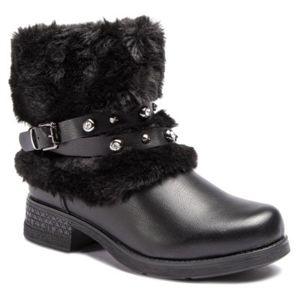 Kotníkové boty Jenny Fairy WS2726-03 Ekologická kůže /-Ekologická kůže