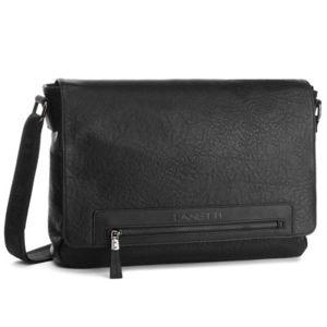 Pánské tašky Lanetti RM0810 Ekologická kůže