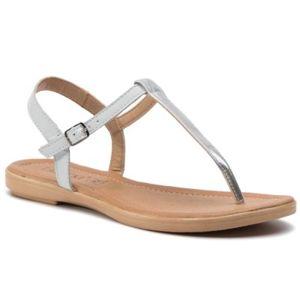 Sandály Lasocki ARC-1807-15 Přírodní kůže (useň) - Lícová