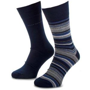 Ponožky Tom Tailor 90101 r.43-46 Polyamid,Bavlna