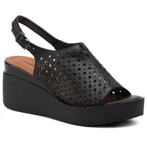 Sandály Lasocki 2111-03 Přírodní kůže - lícová