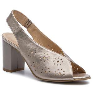Sandály Lasocki 198-668 Přírodní kůže - lícová