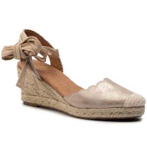 Sandály Jenny Fairy LS4971-01 Textilní,Ekologická kůže