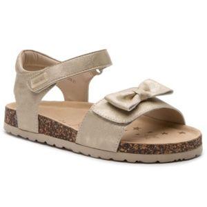 Sandály Nelli Blu CM8009-21 Ekologická kůže