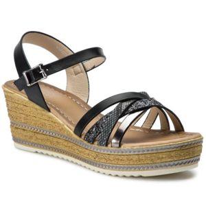 Sandály Jenny Fairy WSA2223-01 Velice kvalitní materiál,Ekologická kůže