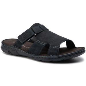 Pantofle Lasocki for men MI08-C271-320-15 Přírodní kůže (useň) - Nubuk