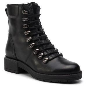 Šněrovací obuv Lasocki WI16-DANA-05 Přírodní kůže (useň) - Lícová