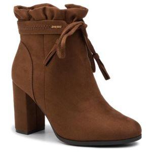 Kotníkové boty Jenny Fairy WYL1895-3 Látka/-Látka
