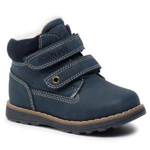 Šněrovací obuv Action Boy CM2029-8 Ekologická kůže /-Ekologická kůže