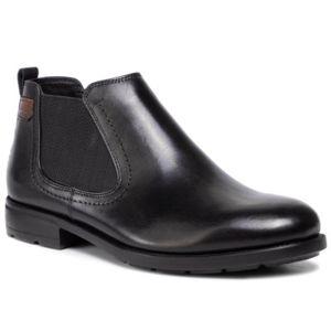 Kotníkové boty Lasocki for men MI08-C593-584-02 Přírodní kůže - lícová