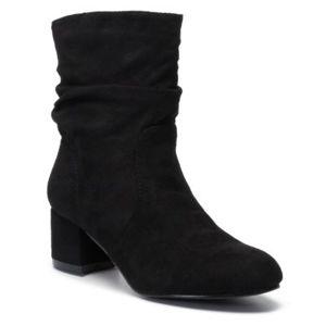 Kotníkové boty Jenny Fairy WS17001-1 Látka/-Látka