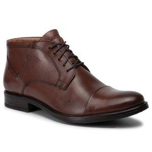 Šněrovací obuv Lasocki for men MB-NORWAY-60 Přírodní kůže (useň) - Lícová
