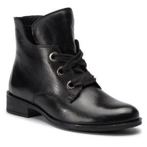 Šněrovací obuv Lasocki WI23-CIDA-01 Přírodní kůže (useň) - Lícová