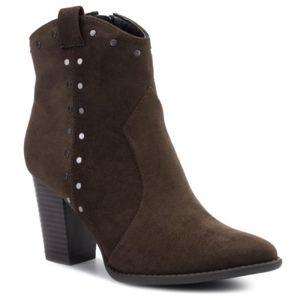 Kotníkové boty Jenny Fairy LS5077-02 Textilní