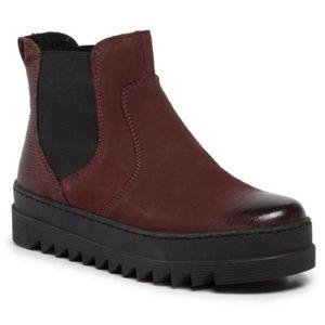 Kotníkové boty Lasocki WI23-TURI-11 Přírodní kůže - nubuk,Přírodní kůže - semiš,Přírodní kůže - lícová