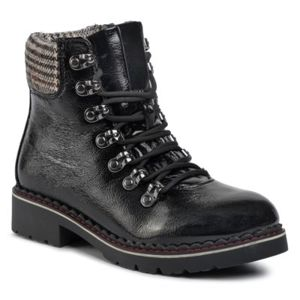 Šněrovací obuv Jenny Fairy WSN2862-03 Textilní materiál,Ekologická kůže