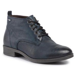 Šněrovací obuv Lasocki OCE-NUMANA-01 Přírodní kůže - nubuk,Přírodní kůže - lícová