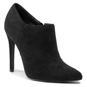 Kotníkové boty DeeZee LS5109-05 Textilní