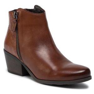 Kotníkové boty Lasocki RST-CORIA-01 Přírodní kůže - lícová