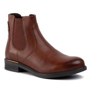 Kotníkové boty Lasocki RST-SORENA-04 Přírodní kůže - lícová