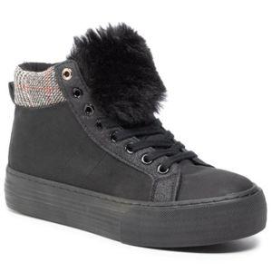 Šněrovací obuv Jenny Fairy WSH217006-2 Ekologická kůže - s vlasem,Velice kvalitní materiál,Textilní materiál,Ekologická kůže