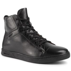 Šněrovací obuv Gino Rossi MI08-C640-632-01 Přírodní kůže - lícová