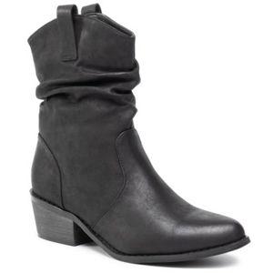 Kotníkové boty Jenny Fairy WS16160-1 Ekologická kůže
