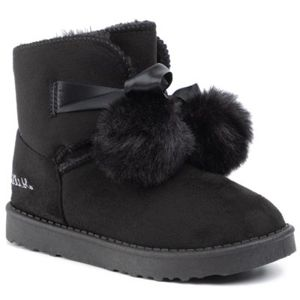 Kotníkové boty Nelli Blu CSL1936-02 Textilní