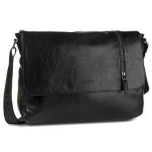 Pánské tašky Lanetti RM0943 Ekologická kůže