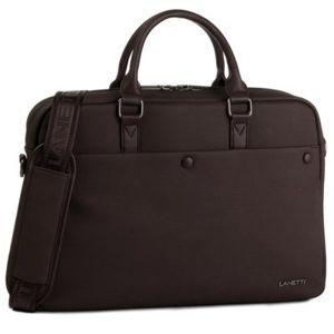 Pánské tašky Lanetti RM0945 Ekologická kůže