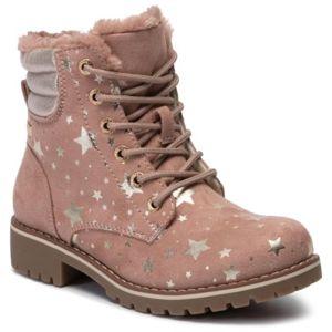 Šněrovací obuv Nelli Blu Tex CS722-56T Textilní,Ekologická kůže