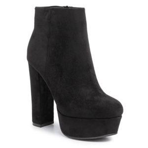 Kotníkové boty Jenny Fairy WSB558-1 Látka/-Látka