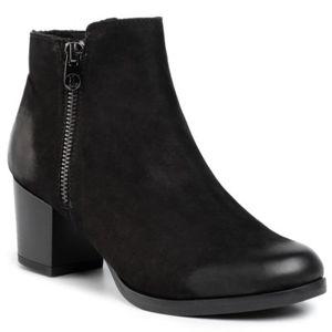 Kotníkové boty Lasocki OCE-FESTA-04 Přírodní kůže (useň) - Nubuk