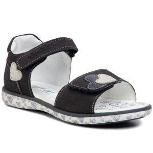 Sandály Lasocki Kids CI12-2854-02 Přírodní kůže - nubuk