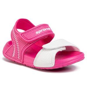 Bazénové pantofle Sprandi CP50-8663 Materiál/-Velice kvalitní materiál