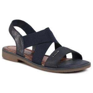 Sandály Lasocki WI16-DOROTHY-01 Přírodní kůže (useň) - Nubuk