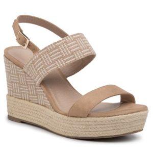 Sandály Jenny Fairy LS4963-12A Textilní materiál